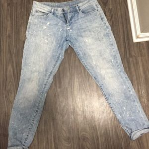 Articles of Society Light Washed Jeans (Size 28)